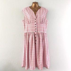 Dresses & Skirts - Pink floral dress